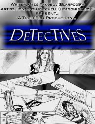 DeTecTiVeS issue 1 Preview mix by DragonRider91