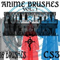 FMA Brushes by Kakads