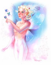 Faerie Colored by jFury
