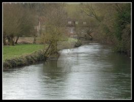 River Avon by Lunapic