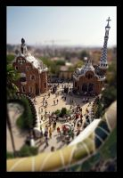 Parc Guel - Playmobil Version by atreyu64