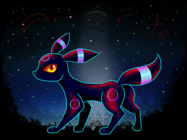 Umbreon by Art2Cute
