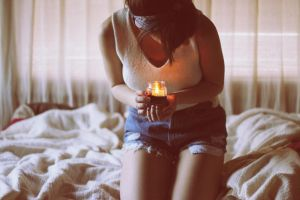candle-lit by young-fascination