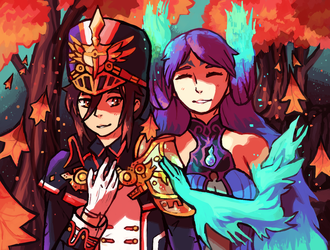morag and brighid by haemorrhoid