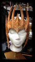 Drow Crown WIP by Feral-Workshop