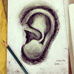Ear by ToshieF
