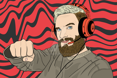 Pewds by X-MoRioN