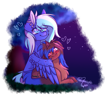 [C] You are my star by ItsAshiePie