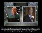 The E.M.H Doctor [StarTrekVoyager / Stargate SG-1] by DoctorWhoOne