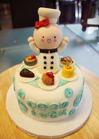 Chef Cake by Kralle-K