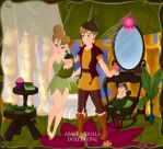 Tinkerbell Family by Yandere-ChanKawaii13
