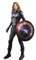 Sharon Carter America Dream PNG by Gasa979