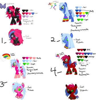 MLP Full Referance Adopts  (Open) by Arianstar