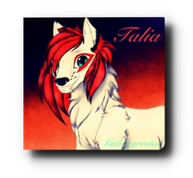 Talia-AT by galaxyredstar