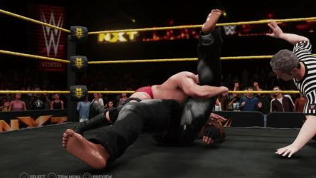 Pin Cancel by wrestlinglover89