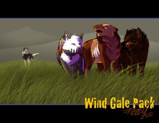 The Wind Gale Pack by fazzle