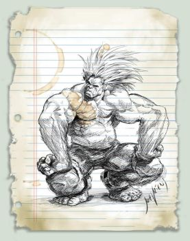 PCscraps Collection Blanka sit by joverine