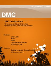 DMC Creative pack by TonyFbaby