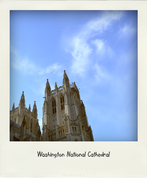Washington National Cathedral by wabisabi-wo-sagasu