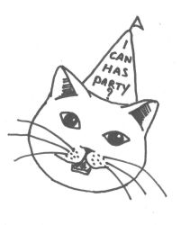 I can has party? by Mutany