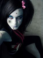 Dead Dolly by CaylaXCreeper