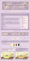 Coloured Pencil Tutorial 3 by Lienwyn