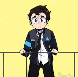 Connor~ by AnonCat74