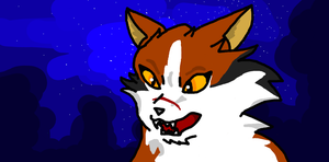 Tigerclaw - SSS Warrior Cats by LordMuffinX3