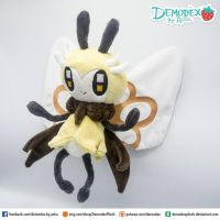 Ribombee Plush -for sale- by DemodexPlush