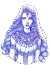 Queen Esther by esdi