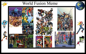 My Marvel Universe by Tito-Mosquito