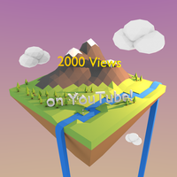 2000 Views on YouTube! by Gindew