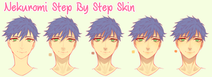 Nekuromi Simple Skin Step by Step by Nekuromii
