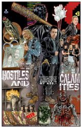7:11 Hostiles And Calamities by batmankm