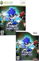 Sonic Heroes 2 Box Arts (XBOX 360 and Wii) by sonicthehedgehogarts