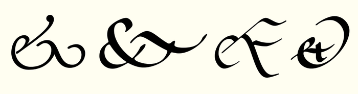 Ampersand concepts by arqaissa