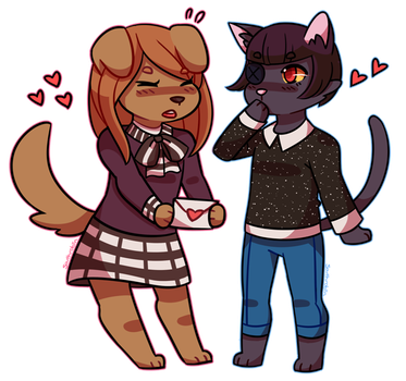 Comm: First Love by Southrobin