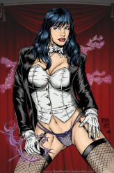 Zatanna - Magic in her hand by powerbook125
