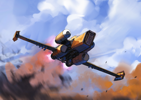 Landing by entroz