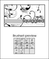 PS Brushes Squiggled by shoozie
