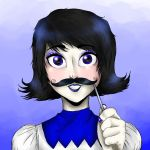 Everyone loves moustaches by Sayutb