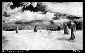 Nine Stone close IR 07 by richardldixon