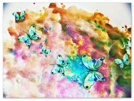 Butterfly Series: The Delicate Ones by HecateBast