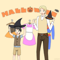 Halloween Shop pt1/4 by gomyugomyu