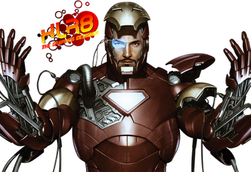 iron man 3 by XLR8gfx