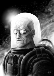 Mrfreeze by JoseRealArt