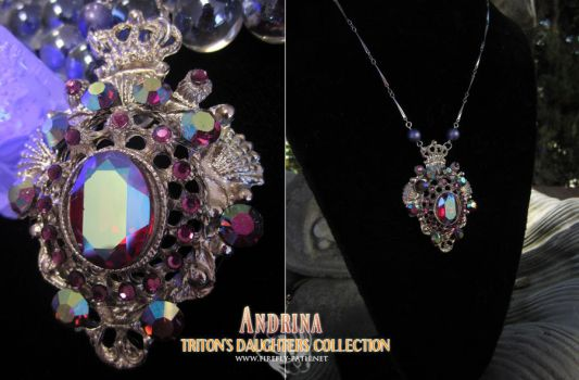 King Triton's Daughters Collection : Andrina by Firefly-Path