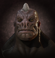 Ogre by hpkluch