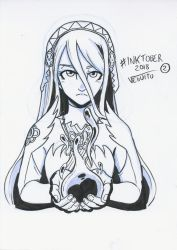Inktober 2018 - Day 1 - Water by Veguito2b