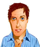 Hugh Grant by Pudsybear